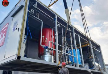 Газовая модульная котельная